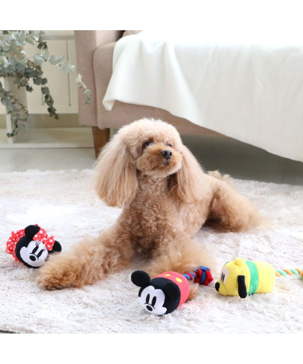 PET PARADISE ディズニー ミッキーマウス ぽておもちゃ 犬用 トイ