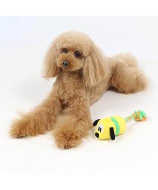 PET PARADISE ディズニー プルート ぽておもちゃ 犬用 トイ 黄