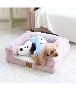PET PARADISE スヌーピー おやすみ パジャマ 〔超小型・小型犬〕 水色