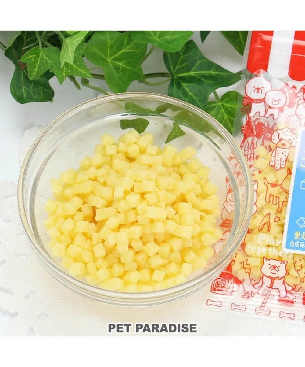 PET PARADISE ペットパラダイス 犬用おやつ ミニおやつ チーズ 原材料・原産国