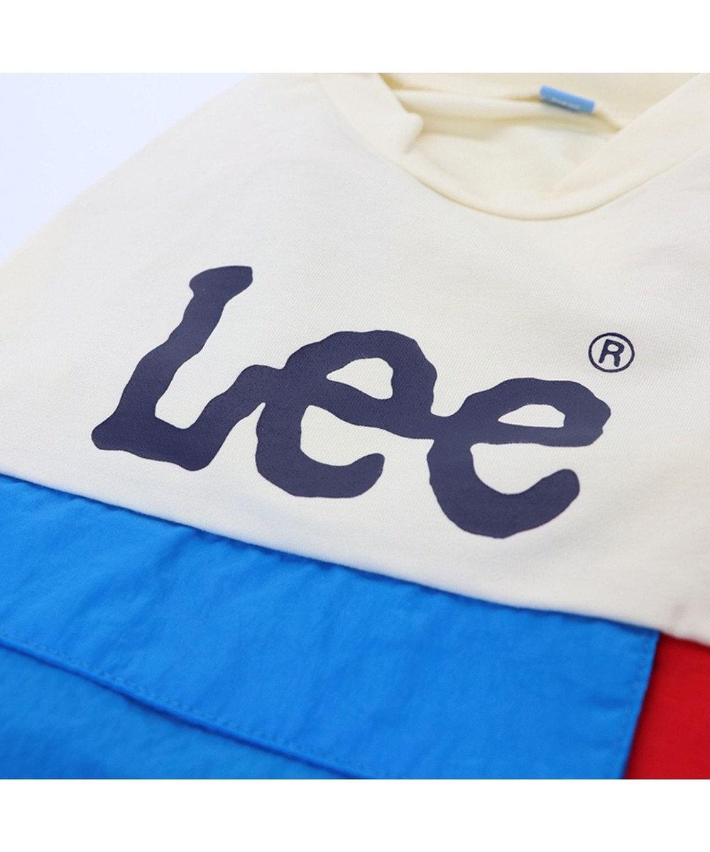 PET PARADISE Lee ポケットTシャツ 赤 〔中型犬・大型犬〕 赤