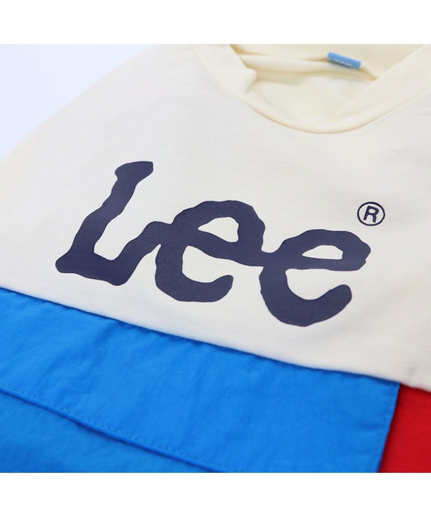 PET PARADISE Lee ポケットTシャツ 赤 〔中型犬・大型犬〕
