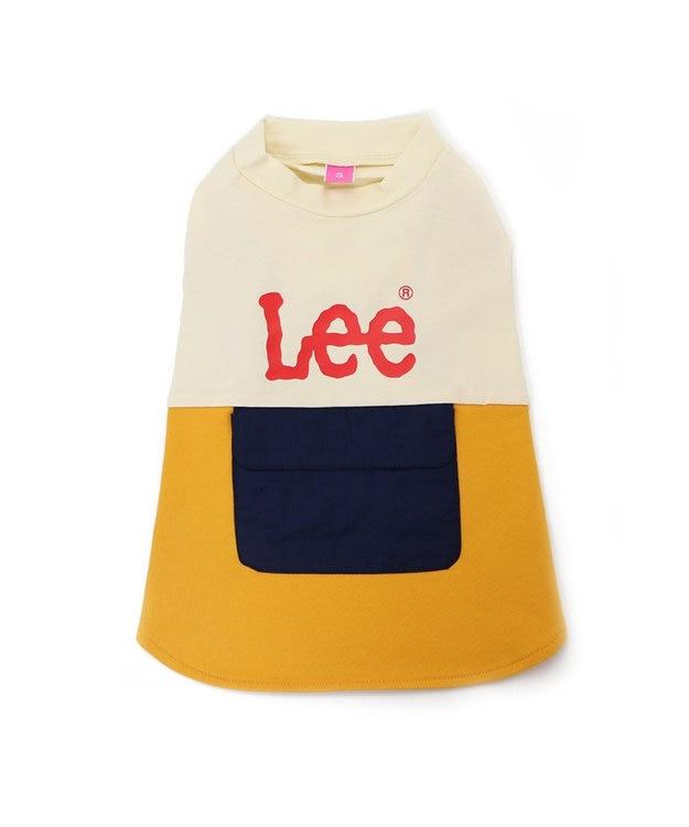 PET PARADISE Lee ポケットTシャツ 黄 〔超小型・小型犬〕 黄