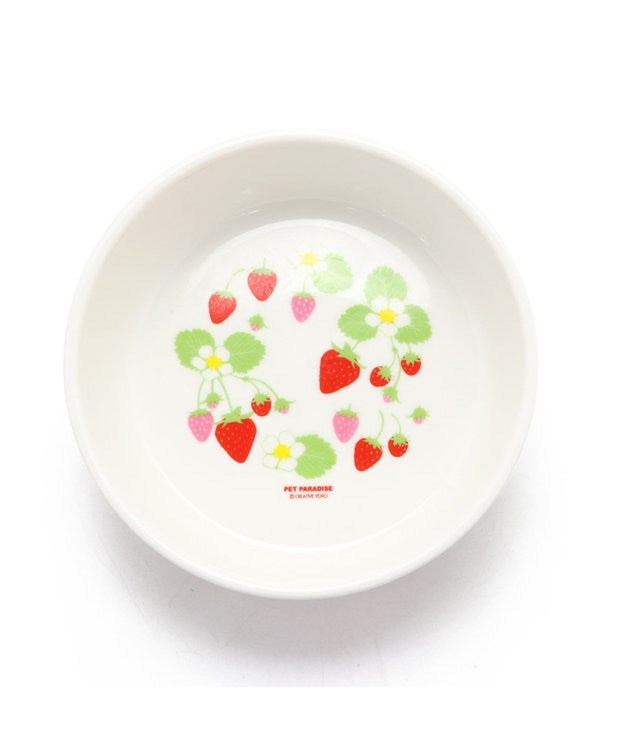 PET PARADISE ペットパラダイス 陶器 えさ皿 愛犬用食器