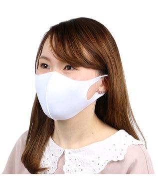 Mother garden しろたん 抗菌マスクケース 《マスク柄》 大人用マスク2枚付き 0