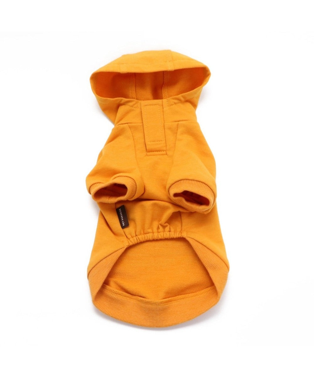 PET PARADISE ペットパラダイス おしりテント パーカー オレンジ 〔小型犬〕 オレンジ
