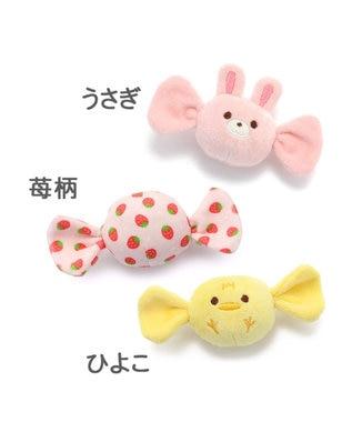 PET PARADISE ペットパラダイス キャンディ トイ 愛犬用 おもちゃ 苺柄 ピンク(淡)
