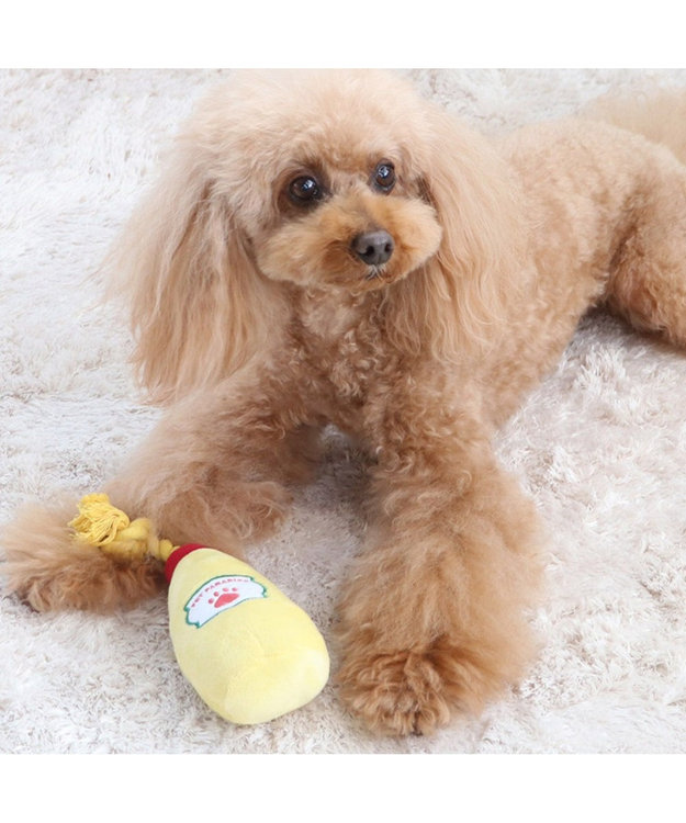 PET PARADISE ペットパラダイス マヨネーズ トイ 愛犬用 おもちゃ
