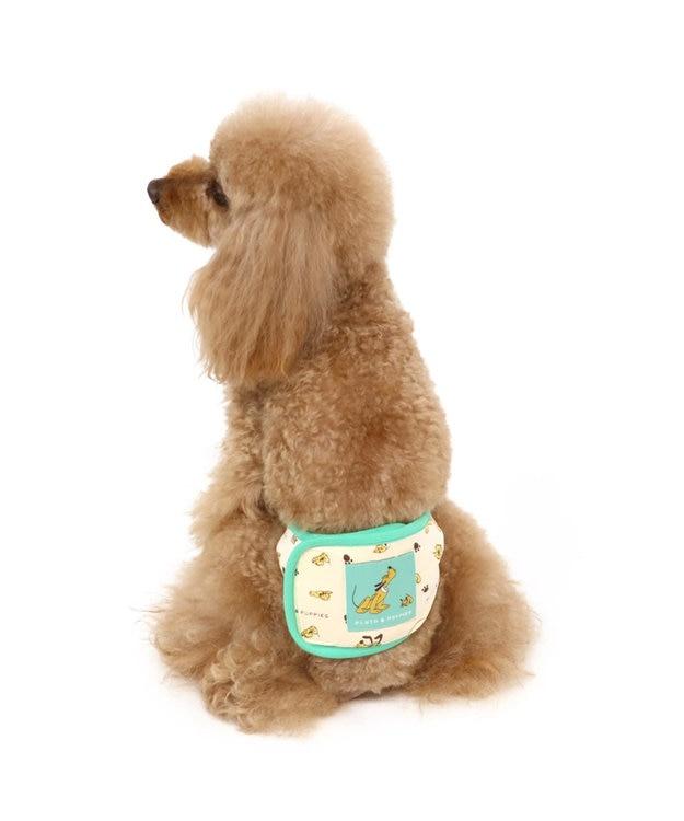 PET PARADISE ディズニー プルート&パピー マナーベルト 〔超小型・小型犬〕