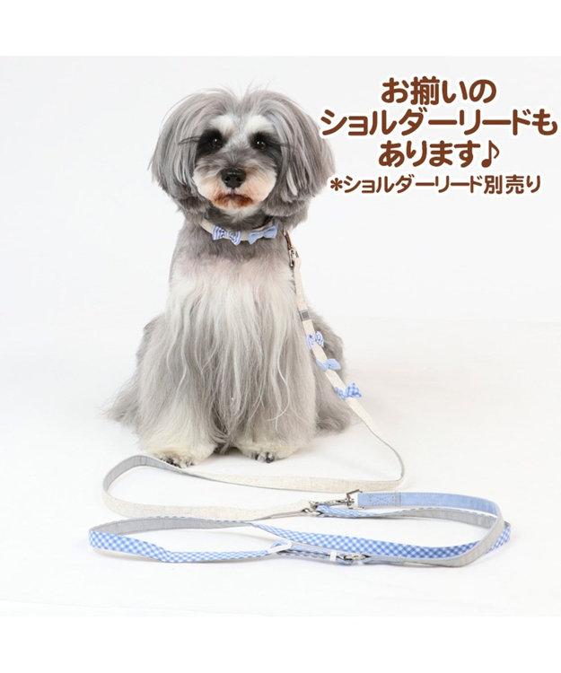 PET PARADISE ペットパラダイス りぼん 首輪  ペットSM 〔中型犬〕