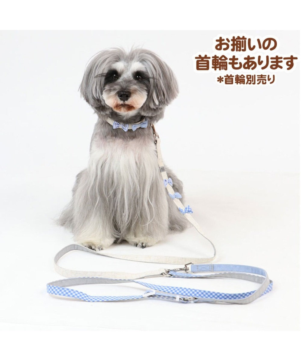 PET PARADISE ペットパラダイス ショルダー リード ペット4S~3S〔小型犬〕 ベージュ