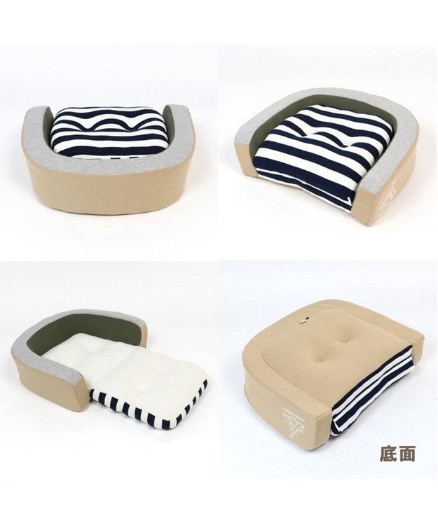 PET PARADISE ペットパラダイス 折畳み ソファー カドラー ベッドS
