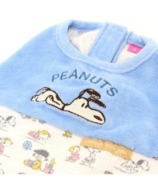 PET PARADISE スヌーピー ベイビー タンクトップ 青 〔超小型・小型犬〕 水色