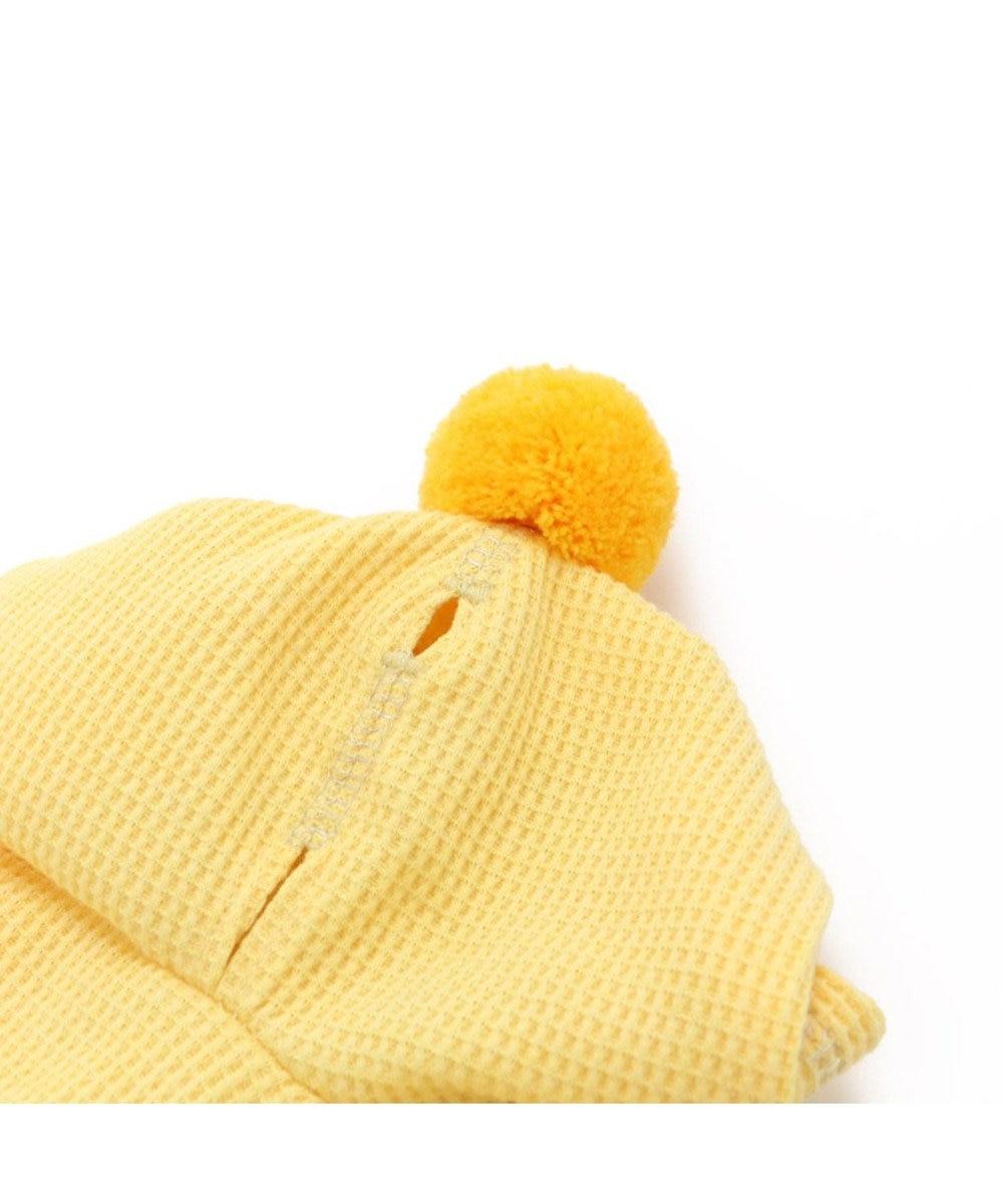 PET PARADISE スヌーピー ベイビーウッドストック パーカー〔超小型・小型犬〕 黄