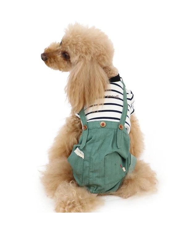 PET PARADISE ペットパラダイス カーキ パンツ 上下 〔超小型・小型犬〕