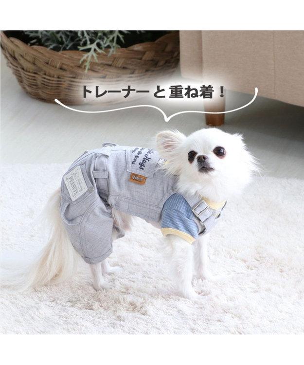 PET PARADISE スヌーピー ビーグルハグ オーバーオール〔超小型・小型犬〕