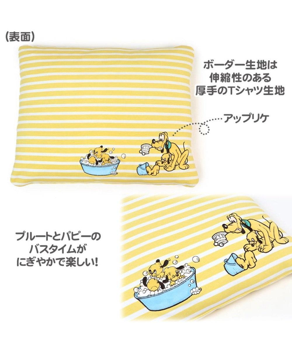 PET PARADISE ディズニー プルート 洗える やさしいマット(50×40cm) 黄