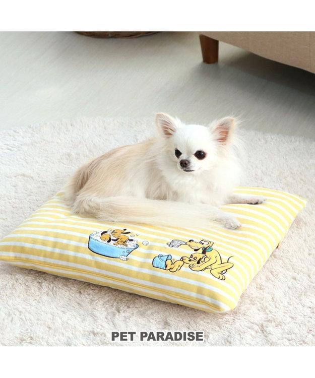 PET PARADISE ディズニー プルート 洗える やさしいマット(50×40cm)