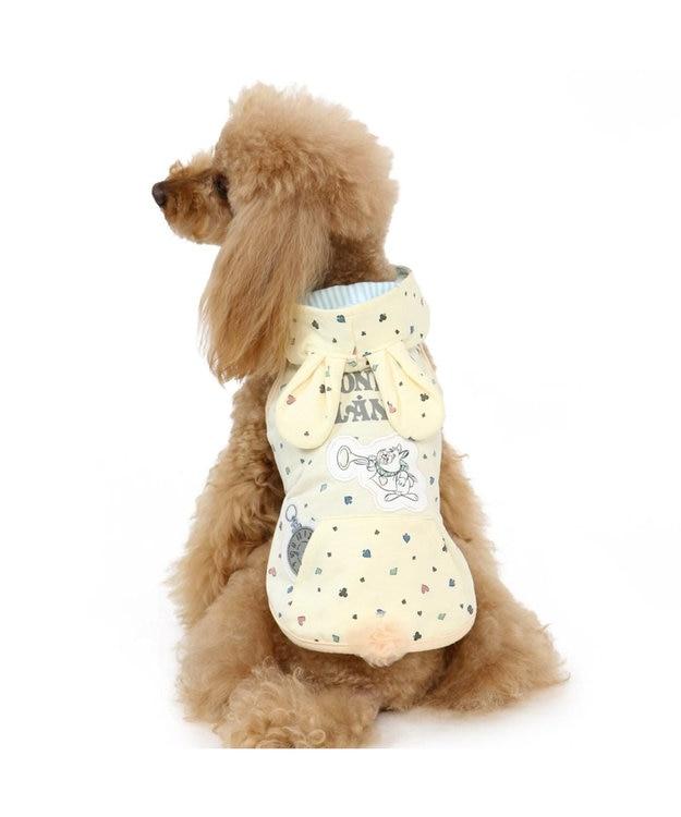 PET PARADISE ディズニー アリス うさ耳パーカー〔超小型・小型犬〕