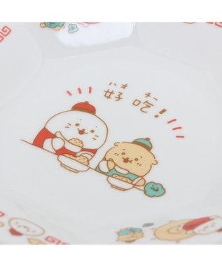 Mother garden しろたん 中華食器 炒飯皿 《カンフー ハオチー柄》単品 日本製 0