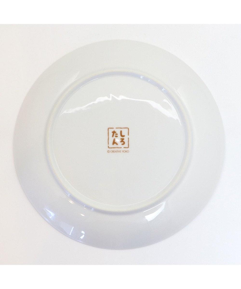 Mother garden しろたん 中華食器 餃子皿 L 単品 日本製 0