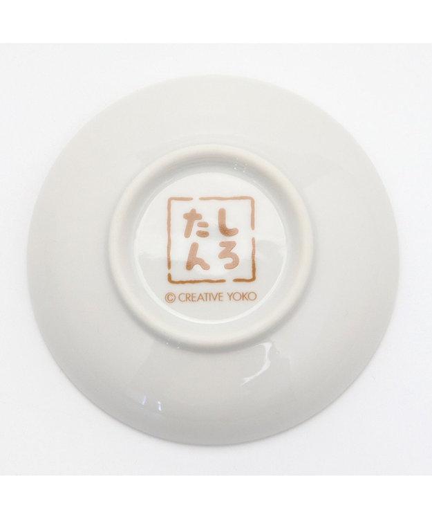 Mother garden しろたん 中華食器 餃子たれ 深皿 単品 日本製 磁器