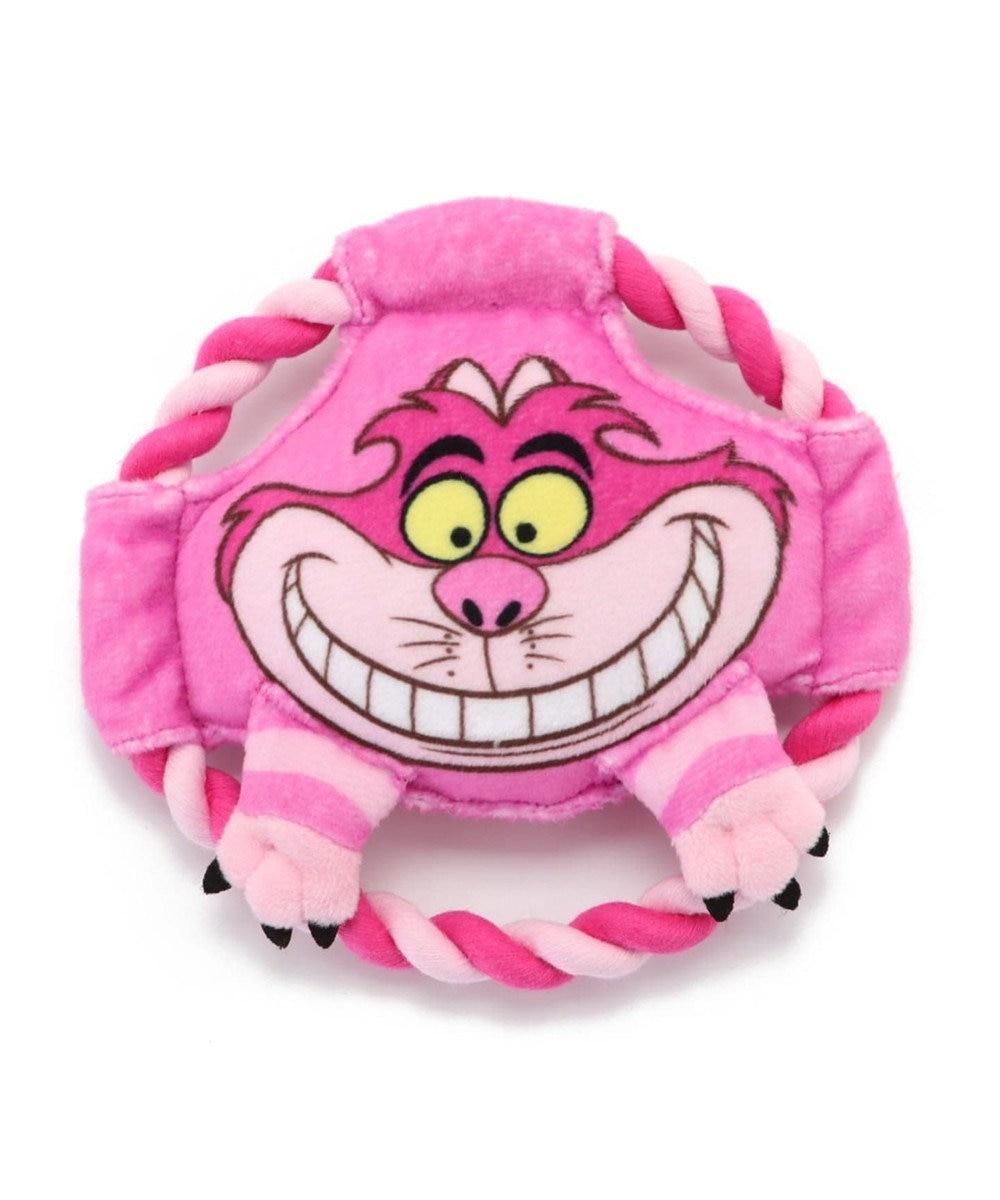 PET PARADISE ディズニー アリス チェシャ猫 トイ 愛犬用 TOY おもちゃ ピンク(濃)