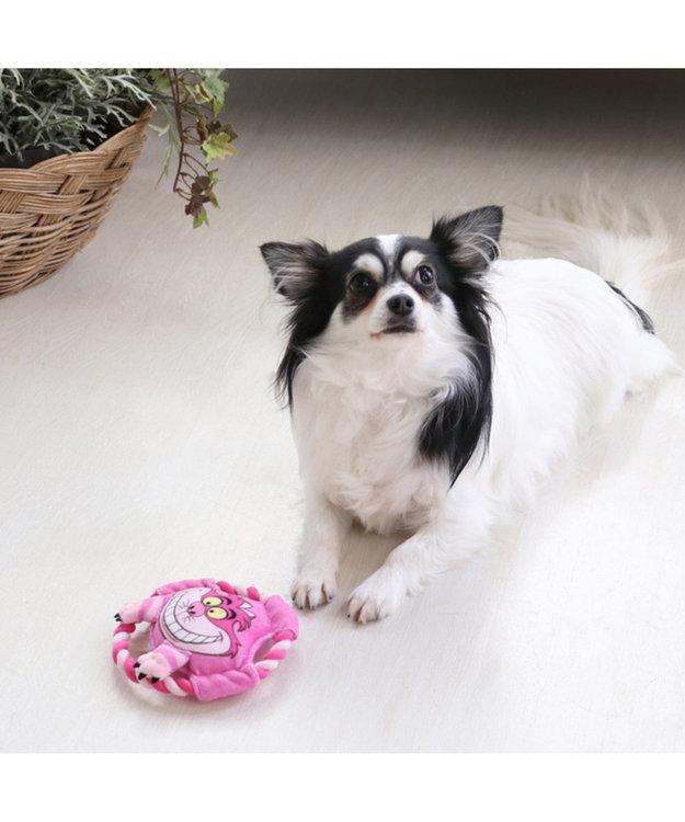 PET PARADISE ディズニー アリス チェシャ猫 トイ 愛犬用 TOY おもちゃ