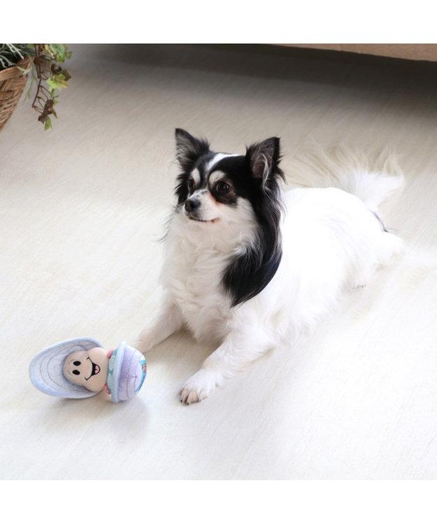 PET PARADISE ディズニー アリス ヤングオイスター トイ 愛犬用 おもちゃ
