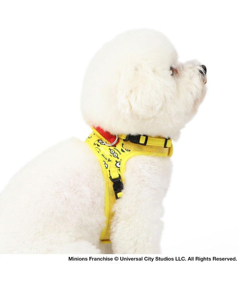 PET PARADISE 犬 ハーネス ペットパラダイス ミニオン やさしい ハーネス SS~S 〔小型犬〕 黄