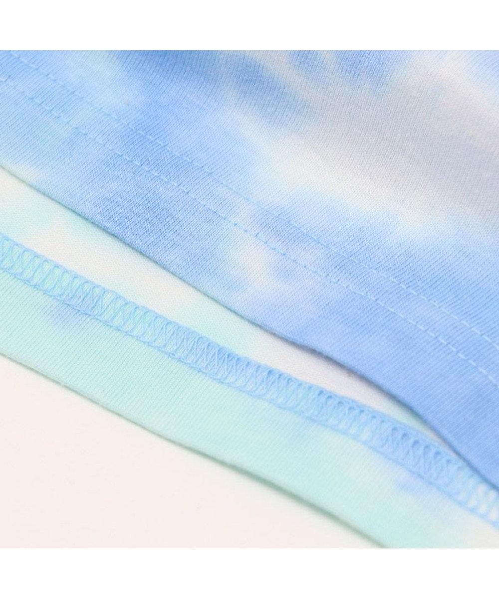Mother garden しろたん Tシャツ 半袖 《ドライブンブンブーン柄》 S/M/L/XL レディース メンズ ユニセックス 男女兼用 半袖 あざらし アザラシ かわいい キャラクター マザーガーデン 水色