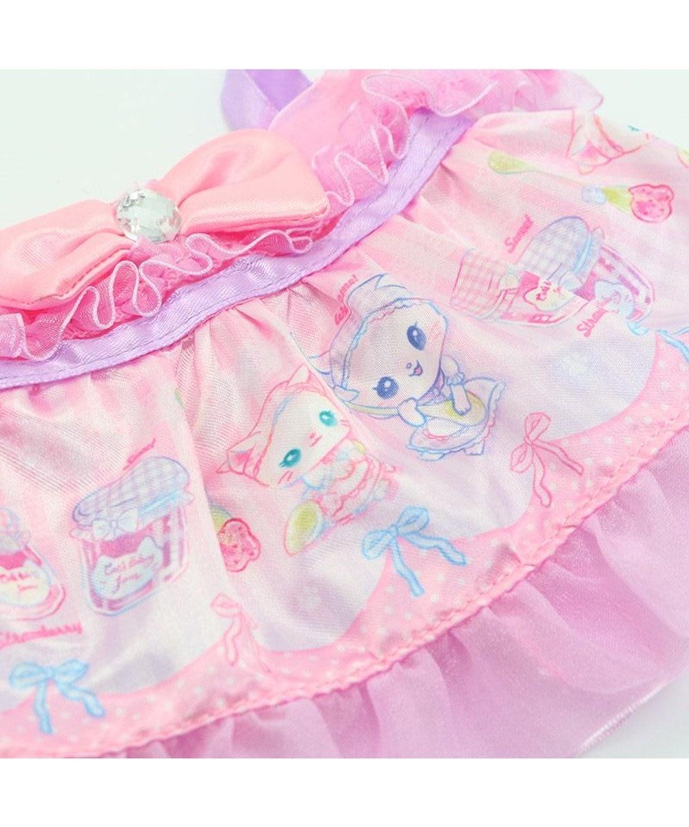Mother garden マザーガーデン プチマスコット Sサイズ用 着せ替えお洋服 《ベリードレス・桃》 着せ替えごっこ きせかえ お人形 知育玩具 女の子 おもちゃ 子供 キッズ 着せ替え ぬいぐるみ 洋服 おままごと ままごと 誕生日プレゼント ごっこ遊び 服 ピンク