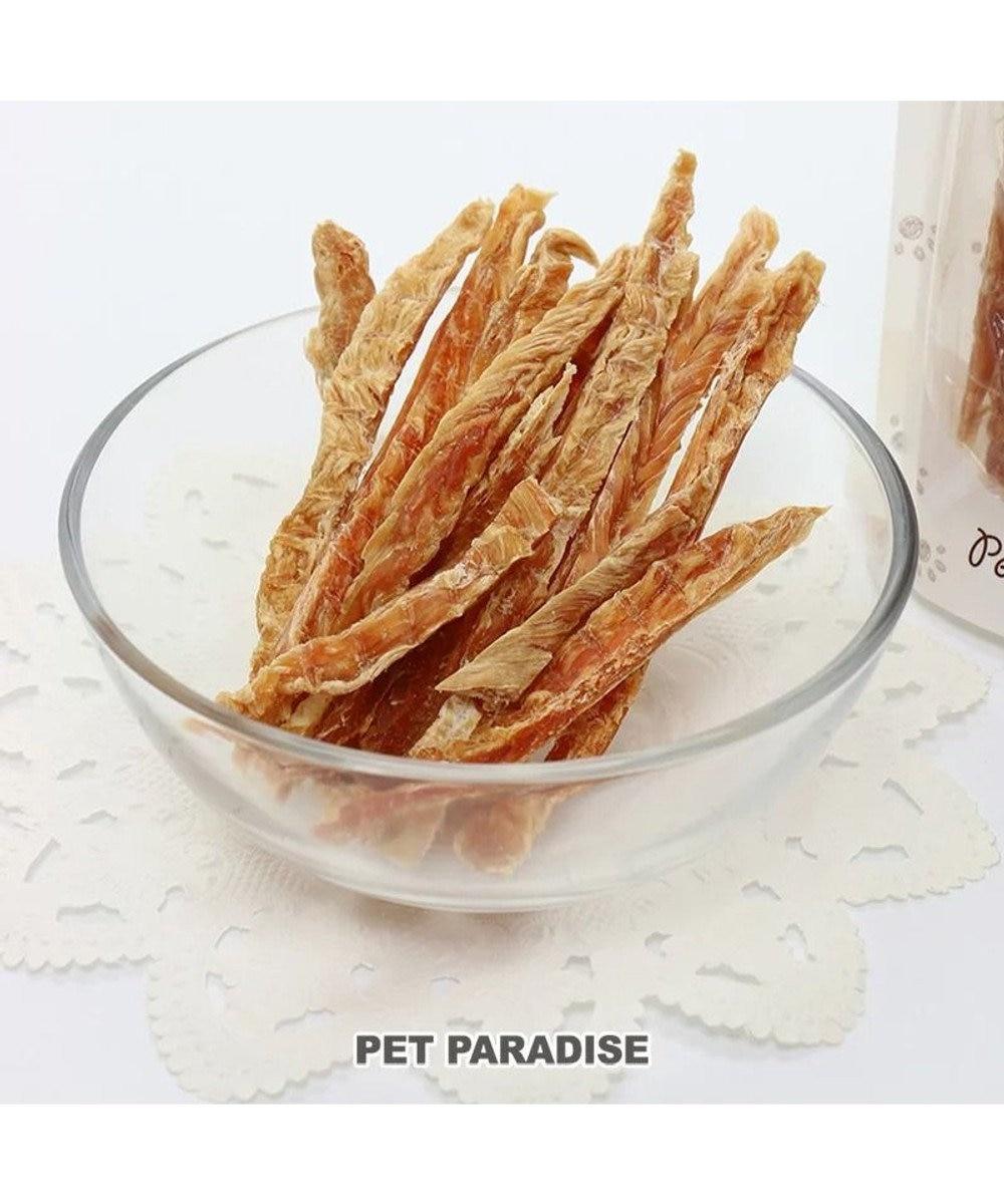PET PARADISE 犬 おやつ 国産 フード ペットパラダイス 犬 おやつ 国産 鶏ささみ ジャーキー 細切り 50g | オヤツ 細切り 鶏肉 チキン ささみ シニア 高齢犬 -