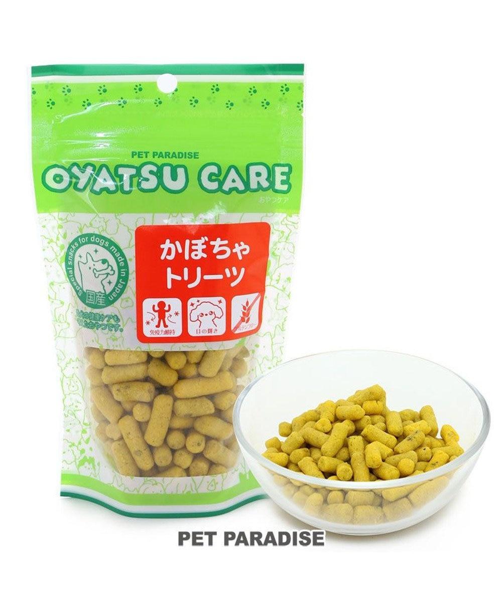 PET PARADISE 犬 おやつ 国産 かぼちゃトリーツ 100g 犬オヤツ 犬用 ペット -