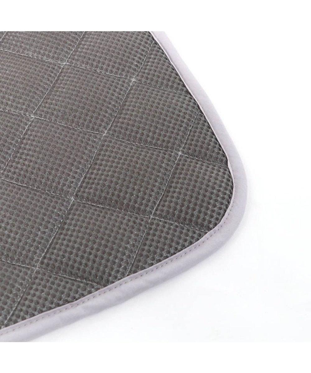 PET PARADISE 犬用品 ペットグッズ ベッド ベット ペットパラダイス 犬 マット クール 接触冷感 ディズニー ミニーマウス クールマット(48×40cm) 柔らか ボタニカル柄 ひんやり マット 涼感 冷却 クールマット ペット ベット夏用 ペット ベッド 夏用 冷感 ピンク(淡)