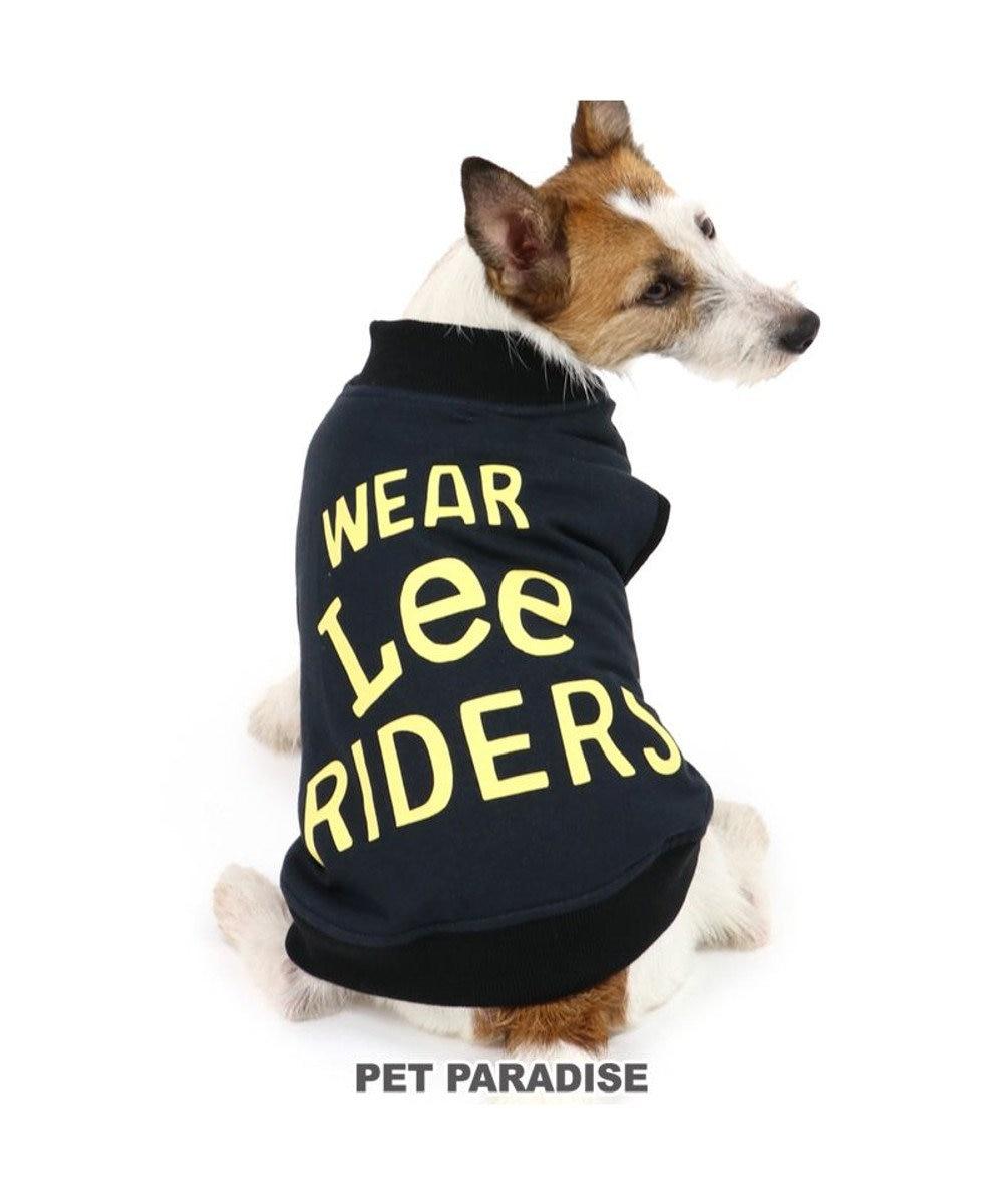 PET PARADISE 犬 服 秋服 Lee ライダース ベスト 〔小型犬〕 黒 犬服 犬の服 犬 服 ペットウエア ペットウェア ドッグウエア ドッグウェア ベビー 超小型犬 小型犬 黒