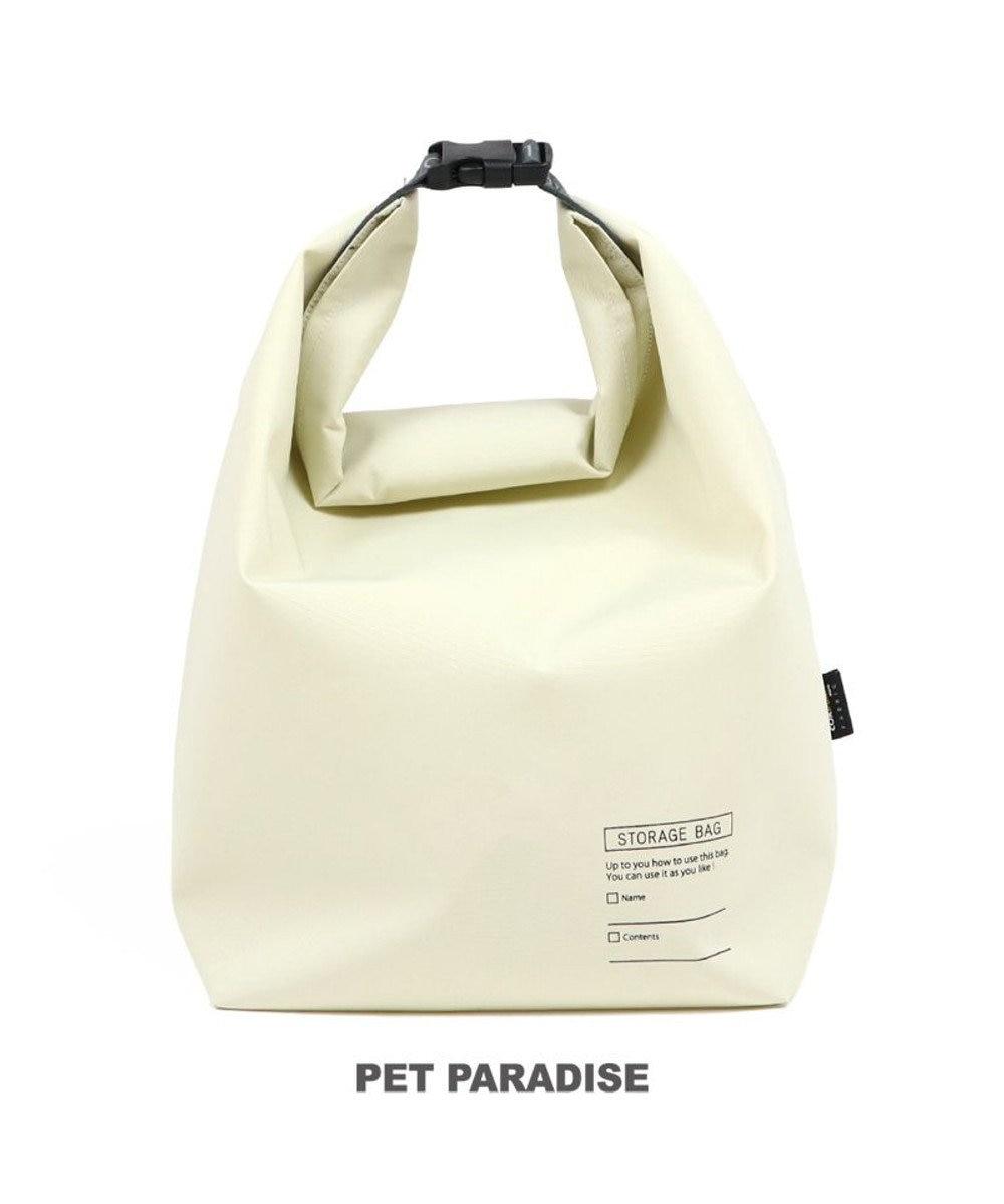 PET PARADISE 犬 猫 マルチバッグ (25×42.5cm) コーデュラ ベージュ