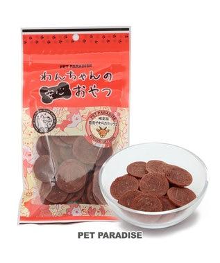 PET PARADISE 犬 おやつ ペットパラダイス 数量限定 鹿肉やわらかチップス 70g オレンジ