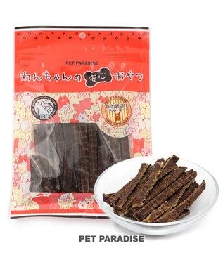 PET PARADISE 犬 おやつ 国産 大袋 馬肉細切り 100g 犬オヤツ 犬用 ペット 原材料・原産国