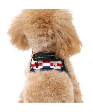 PET PARADISE 犬 ハーネス ペットパラダイス リサとガスパール やさしい ハーネス 3S 〔小型犬〕 マルチカラー