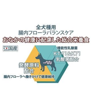PET PARADISE 犬 おやつ 国産 フード ペットパラダイス 犬 おやつ 国産 ドッグフード ドライフード リアルフード フローラ 3kg | 犬用総合栄養食 全犬種用 高齢犬 シニア ペットフード 犬 小分け 犬用 ペット 豚肉 ポーク 原材料・原産国