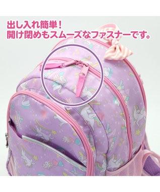 Mother garden マザーガーデン ユニコーン 子供用リュックサック Sサイズ 紫