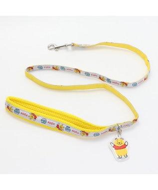 PET PARADISE ディズニー くまのプーさん らくがき柄 リードSS~S〔小型犬〕 黄