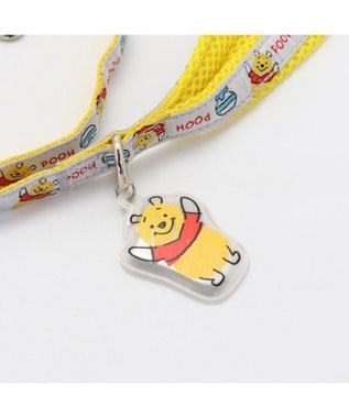 PET PARADISE くまのプーさん らくがき柄 リード 4S~3S〔超小型犬〕 黄