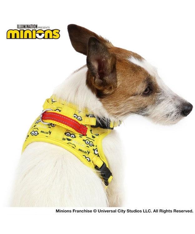 PET PARADISE 犬 ハーネス ペットパラダイス ミニオン やさしい ハーネス SS~S 〔小型犬〕