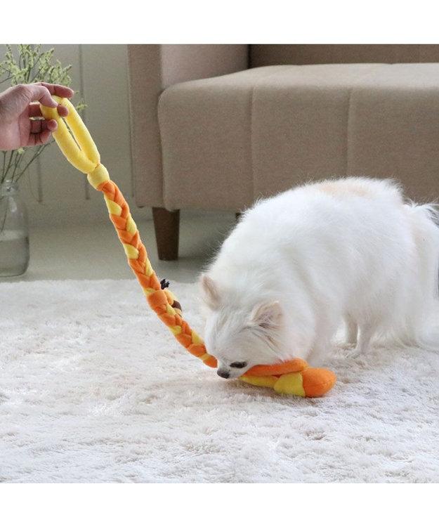 PET PARADISE 犬 トイ TOY ペットパラダイス 編み ロープ おもちゃ 蜂/恐竜