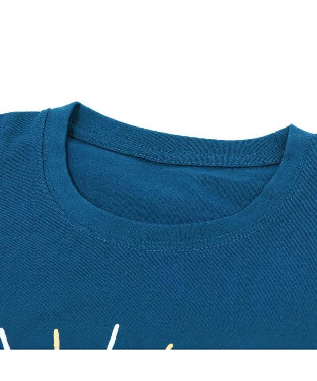 Mother garden しろたん Tシャツ 半袖 《Nicco Nico柄》 紺色 S/M/L/XL レディース メンズ ユニセックス 男女兼用 半袖 あざらし アザラシ かわいい キャラクター マザーガーデン #しろたんTシャツ2021