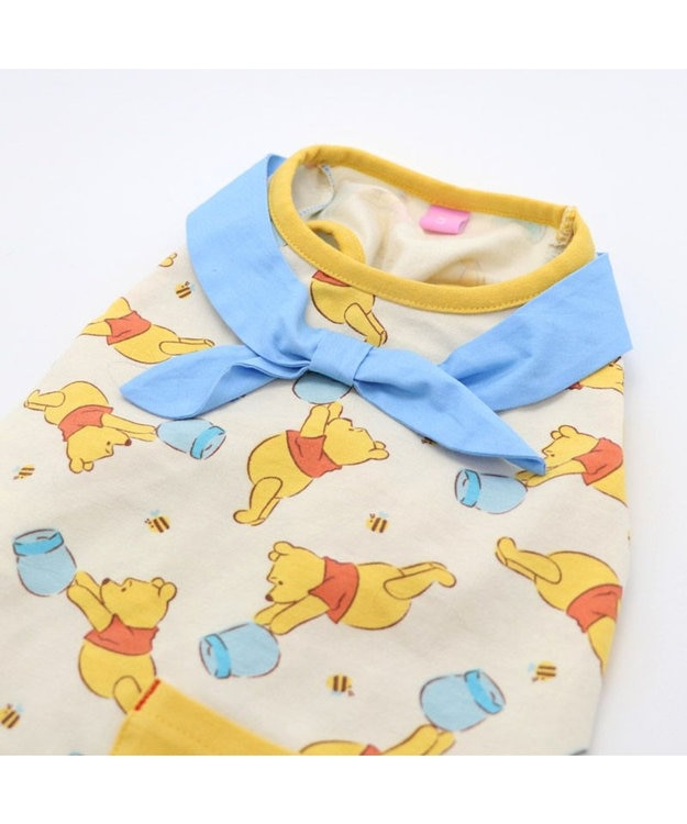 PET PARADISE ディズニー くまのプーさん 水色バンダナ タンクトップ〔小型犬〕