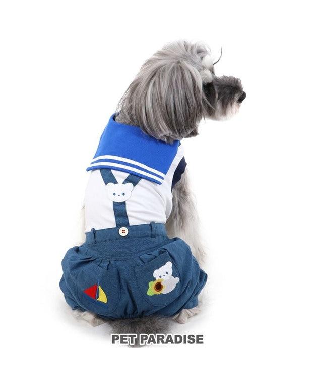 PET PARADISE 犬 服 春 ペットパラダイス しろくま パンツつなぎ 〔小型犬〕 超小型犬 小型犬