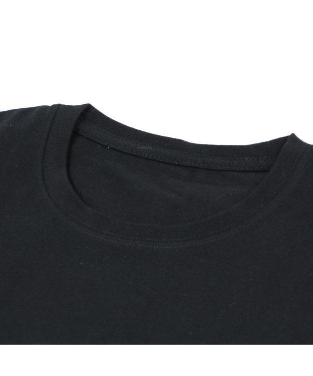 Mother garden EC限定 しろたん Tシャツ 半袖 《集中柄》 黒色 S/M/L/XL レディース メンズ ユニセックス 男女兼用 コットン 綿 あざらし アザラシ かわいい キャラクター 半袖Tシャツ マザーガーデン ネットショップ限定商品